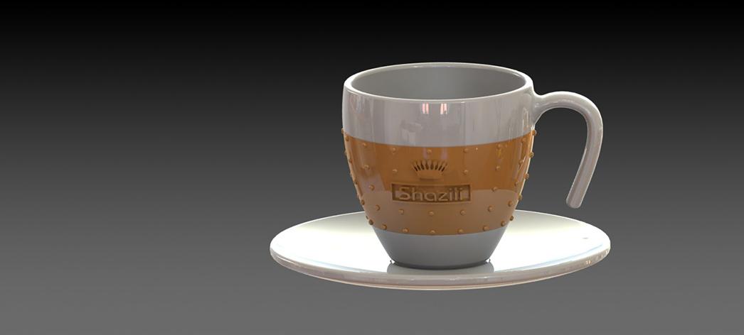 Coffee Mug Orange