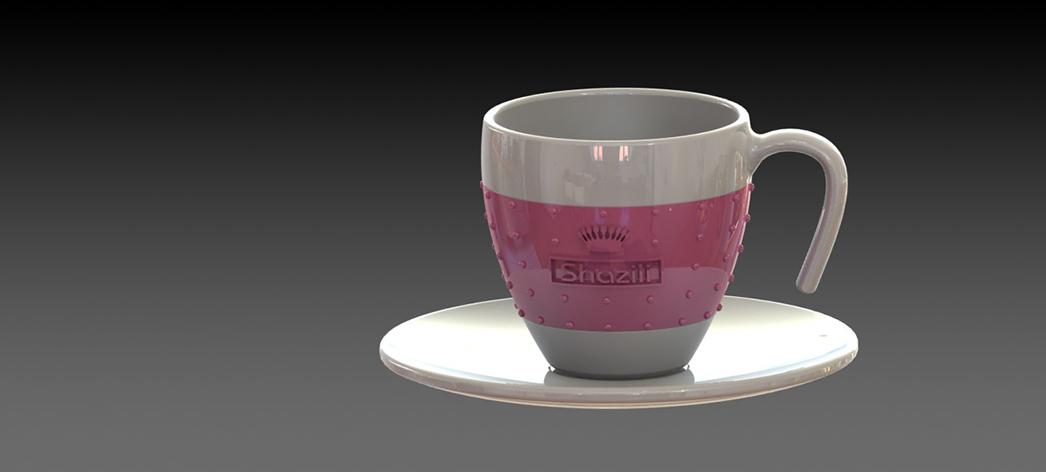 Coffee Mug Pink
