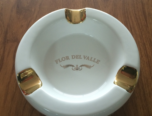 Flor Del Valle Ashtray