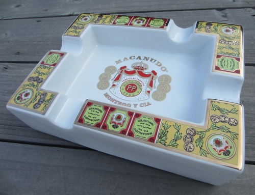 Macanudo Ashtray