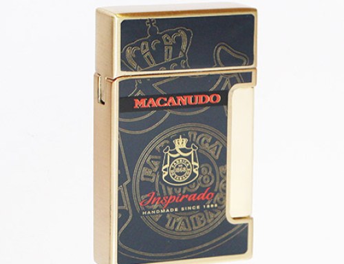 Gold Macanudo Lighter