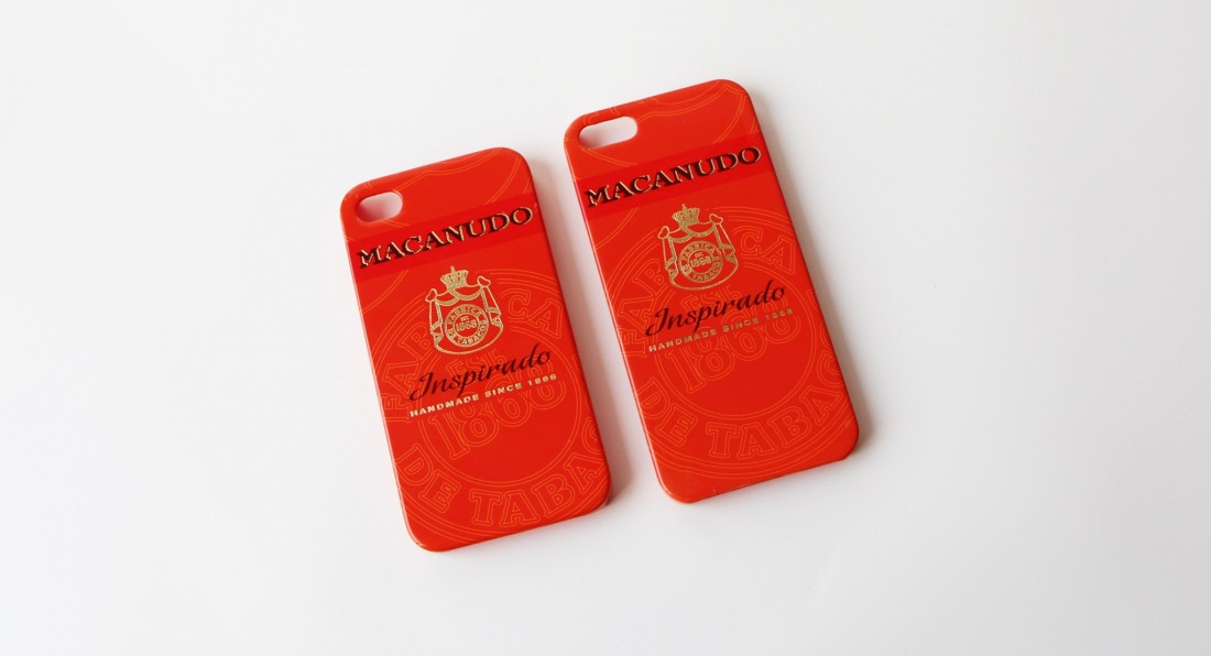 Macanudo Iphone Cases
