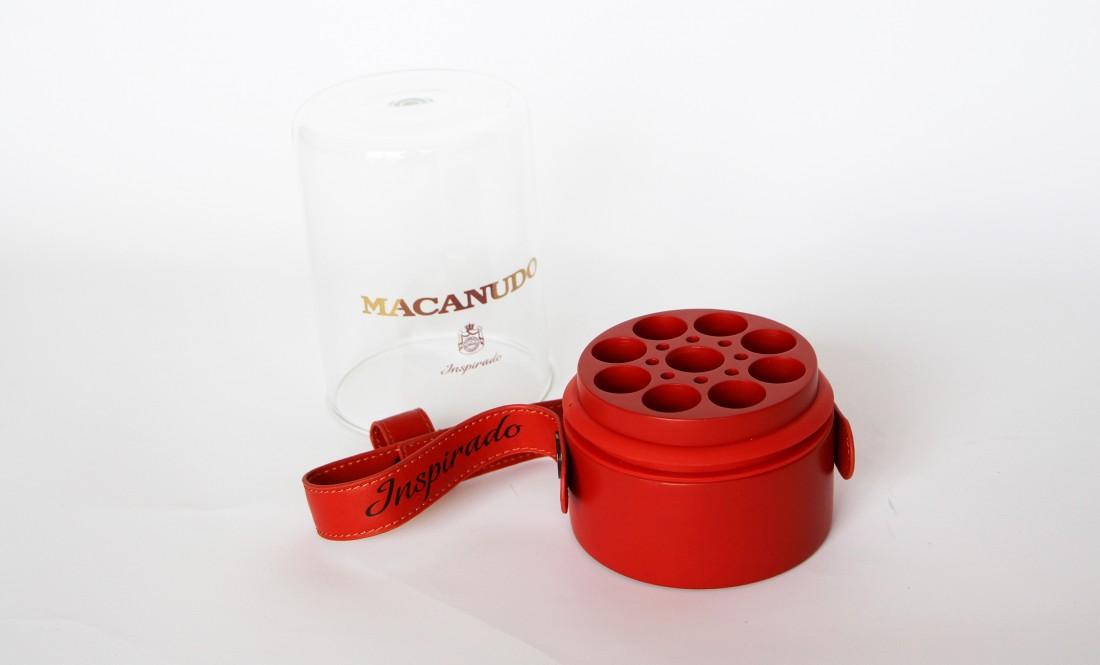 Macanudo Humidor Jar