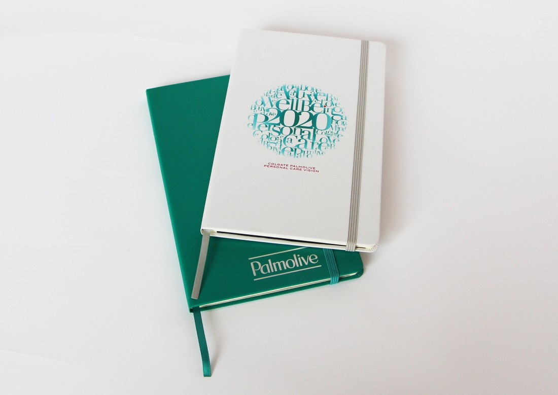Palmolive Notebooks
