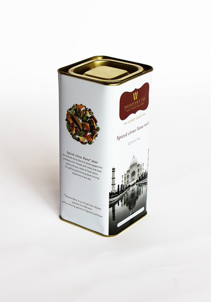 Custom Made Teabox