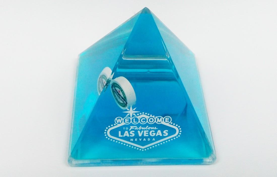 Presspapier Heineken Las Vegas