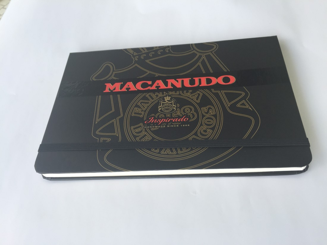 Macanudo Design Notebook