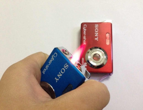 Sony Cybershot Lighters