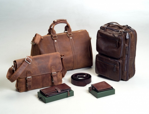 Custom Made Leather Design Bags