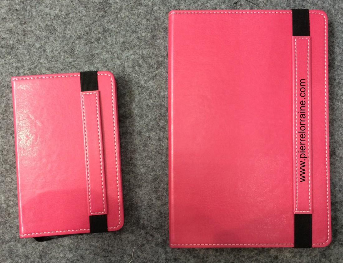 Pierre Lorraine Design Notebook