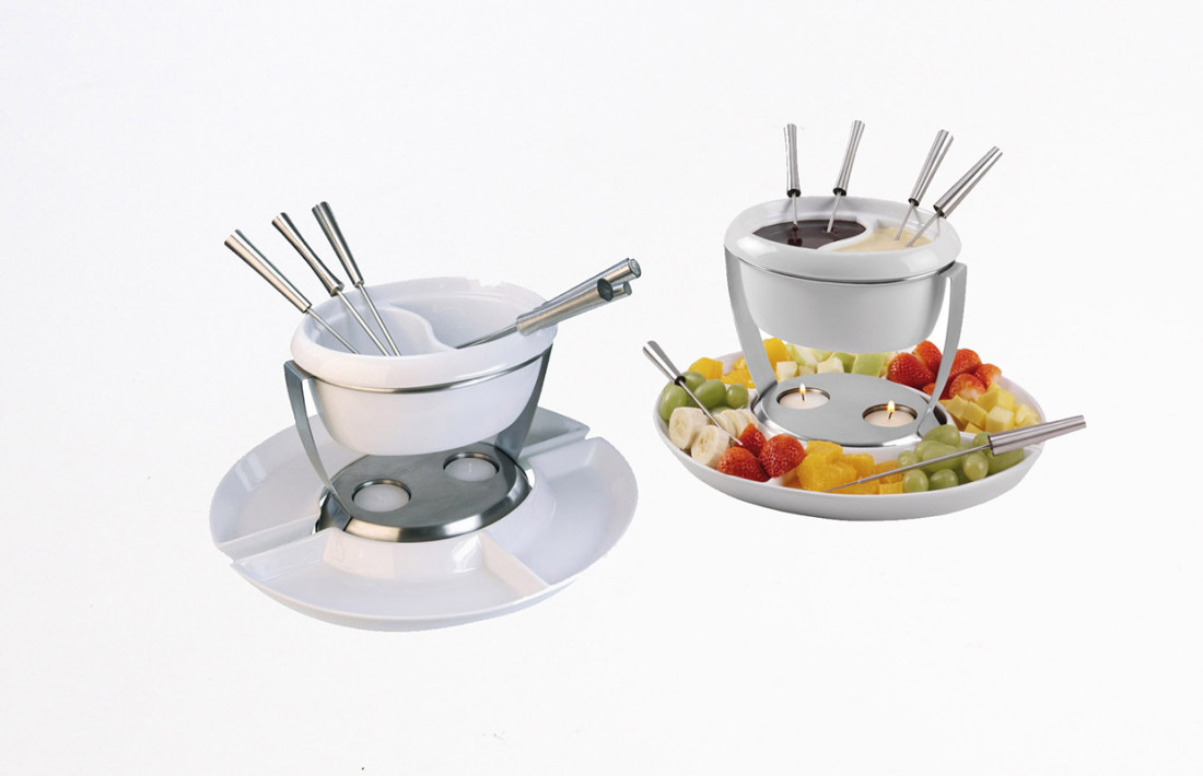 ceramic-2-tase-chocolate-fondue-set