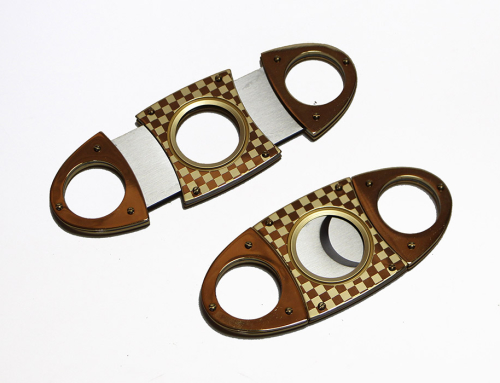 Cohiba Stainless Steel Cigar Cutter