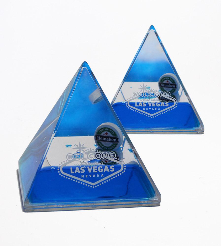heineken-pyramid-liquid-paperweight-fabulous-las-vegas-nevada