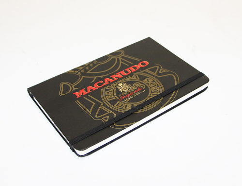 Macanudo Moleskin Design Notebook