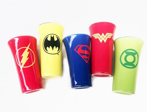 Marvel Heroes Superman Badman Ceramic Cup Mugs