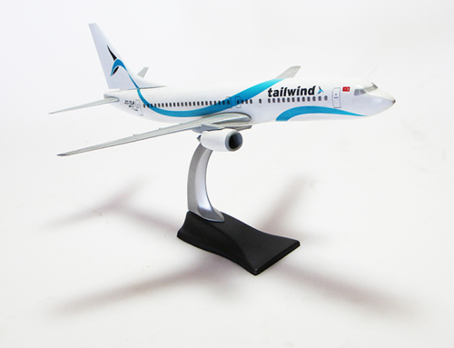 Miniature Airplane Airbus Turkisch Airlines Model