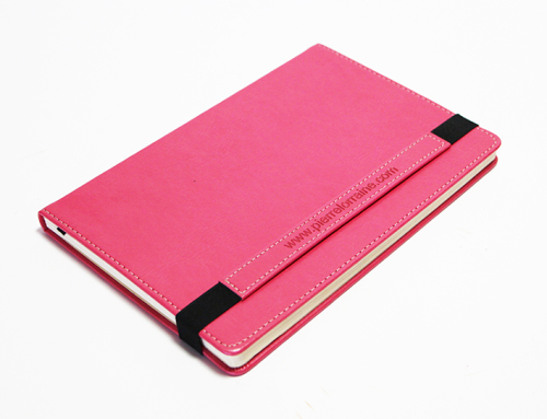 Pierrelorraine Moleskin Notebook
